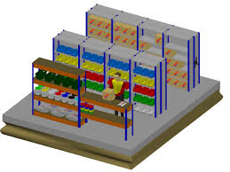 Pallet racking solutions 1